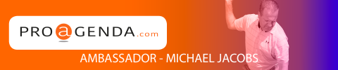 New ambassador of ProAgenda.com: Michael Jacobs